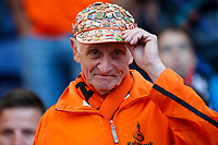 A Netherlands fan before the UEFA Nations League Final match between Portugal and Netherlands at Estadio do Dragao on June 9th 2019 in Porto, Portugal. (Photo by Daniel Chesterton/phcimages.com)<br /> Finale <br /> Portogallo Olanda<br /> Photo PHC/Insidefoto <br /> ITALY ONLY