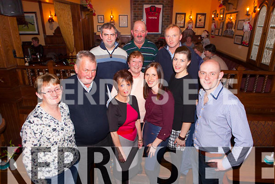 +++Reproduction Free+++<br /> Members of the Con Curtin Music Festival Committee from Brosna enjoying their Annual Christmas Party last Friday night in Leen's Hotel, Abbeyfeale.