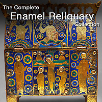 Limoges Enamel Reliquaries - Photos, Pictures, Images