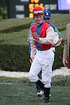 20 February 2009:  Calvin Borel before The Southwest at Oaklawn in Hot Springs, Arkansas