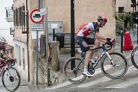 Brent Van Moer (BEL/Lotto Soudal)<br /> <br /> Stage 5 from Castellalto to Castelfidardo (205km)<br /> <br /> 56th Tirreno-Adriatico 2021 (2.UWT) <br /> <br /> ©kramon