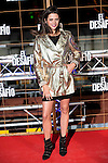 "Macarena Gomez attends to the premiere of the movie ""El Desafio"" at Picasso Tower Roof in Madrid, December 10, 2015<br /> (ALTERPHOTOS/BorjaB.Hojas)"