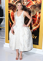 """Los Angeles Premiere Of Lionsgate's """"The Hunger Games: Mockingjay, Part 1"""""""