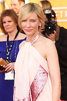 LOS ANGELES, CA - JANUARY 18: Cate Blanchett at the 20th Annual Screen Actors Guild Awards held at The Shrine Auditorium on January 18, 2014 in Los Angeles, California. (Photo by Xavier Collin/Celebrity Monitor)