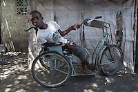 Mozambique - assignment Handicap International