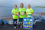 Supporting the Coffee Morning in aid of the Kerry Hospice at Mikes Beach Cafe in Fenit on Saturday morning. l to r: Norma Lee, Marie McSwiney and Mary Kelly.