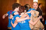Think 2050 hug. Bonn Climate Change talks. (©Robert vanWaarden)