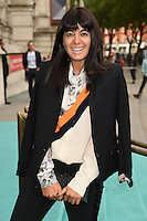 Claudia Winkleman<br /> arrives for the V&A Summer Party 2016, South Kensington, London.<br /> <br /> <br /> ©Ash Knotek  D3135  22/06/2016