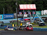 IMSA WeatherTech SportsCar Championship<br /> Sahlen's Six Hours of the Glen<br /> Watkins Glen International, Watkins Glen, NY USA<br /> Saturday 1 July 2017<br /> 81, BMW, BMW 328i, ST, Ari Balogh, Greg Liefooghe 37, MINI, MINI JCW, ST, Mike LaMarra, James Vance<br /> World Copyright: Michael L. Levitt/LAT Images