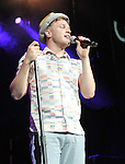 Olly Murs performs live as an opening act for One Direction during their US Summer Tour 2012 at The Honda Center in Anaheim, California on June 17,2012                                                                               © 2012 Debbie VanStory / RockinExposures