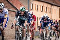 Jempy Drucker (LUX/Bora-Hansgrohe)<br /> <br /> 44th AG Driedaagse Brugge-De Panne 2020 (1.UWT / BEL)<br /> 1 day race from Brugge to De Panne (203km shortened to 188km due to the windy weather conditions) <br /> <br /> ©kramon