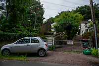 2019 06 14 Earlswood Cottages, Neath, Wales. UK