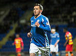 St Johnstone v Partick Thistle…02.03.16  SPFL McDiarmid Park, Perth<br />Danny Swanson<br />Picture by Graeme Hart.<br />Copyright Perthshire Picture Agency<br />Tel: 01738 623350  Mobile: 07990 594431