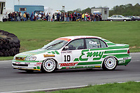 British Touring Car Championship. #10 James Kaye (GBR). Park Lane Toyota Junior Team. Toyota Carina E GTi.