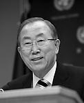 SG Ban Ki Moon Press conference Aug 19 2013