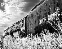 Union Pacific Big Boy Locomotive at Steamtown National Historic Site in Scranton, Pa.