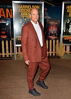 """LOS ANGELES, USA. October 11, 2019: Woody Harrelson at the premiere of """"Zombieland: Double Tap"""" at the Regency Village Theatre.<br /> Picture: Paul Smith/Featureflash"""