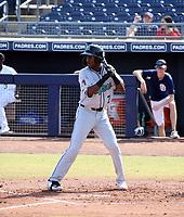 Geraldo Perdomo - Salt River Rafters - 2019 Arizona Fall League (Bill Mitchell)