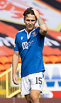 Dundee United v St Johnstone…..01.08.20   Tannadice  SPFL<br />Danny McNamara<br />Picture by Graeme Hart.<br />Copyright Perthshire Picture Agency<br />Tel: 01738 623350  Mobile: 07990 594431