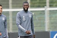 Antonio Rüdiger (Deutschland Germany) - 31.08.2020: Erstes Training der Deutschen Nationalmannschaft vor dem Nations League gegen Spanien, ADM Sportpark Stuttgart
