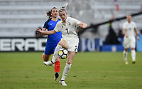 Orlando City, FL - Wednesday March 07, 2018: Johanna Elsig during a 2018 SheBelieves Cup match between the women's national teams of Germany (GER) and France (FRA) at Orlando City Stadium.