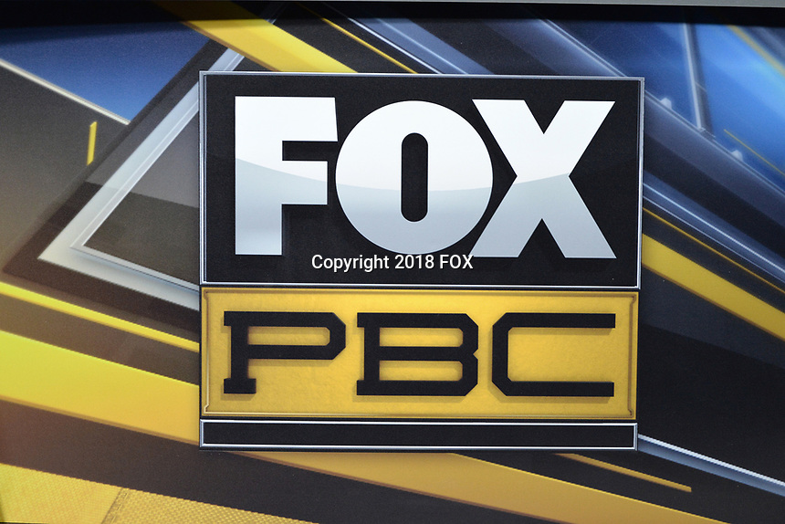 BROOKLYN, NY - DECEMBER 20: Atmosphere at the Fox Sports and Premier Boxing Champions press conference for the December 22 Fox PBC Fight Night at the Barclay Center on December 20, 2018 in Brooklyn, New York. (Photo by Anthony Behar/Fox Sports/PictureGroup)
