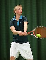 5-3-10, Rotterdam, Tennis, NOJK, Hidde Sels