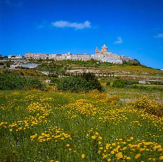 Malta, Mdina: die alte Hauptstadt | Malta, Mdina: the Old Capital
