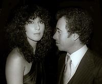 Cher David Geffen at Studio 54 1978<br /> Photo By Adam Scull/PHOTOlink.net