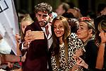 Actor Fernando Guallar attends to orange carpet of 'Velvet' during FestVal in Vitoria, Spain. September 04, 2018.(ALTERPHOTOS/Borja B.Hojas)