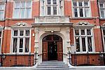 Exterior, Cinnamon Club Restaurant, Belgrovia, London, Great Britain, Europe