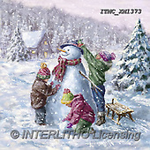 Marcello, CHRISTMAS SANTA, SNOWMAN, WEIHNACHTSMÄNNER, SCHNEEMÄNNER, PAPÁ NOEL, MUÑECOS DE NIEVE, paintings+++++,ITMCXM1373,#X#