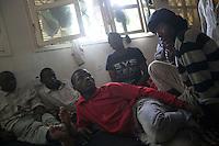 LIBYA: THE SUB-SAHARAN MIGRANTS WRETCHED ROAD TO EUROPE (2014)