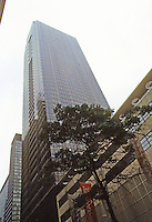 New York City: M.O.M.A. Addition and Condos. Architect Cesar Pelli. Photo '85.