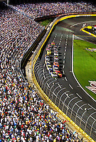 NASCAR Sprint All-Star Race at Charlotte Motor Speedway on May 22, 2010 in Concord, North Carolina.