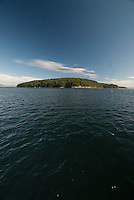 Obstruction Island, San Juan Islands, Washington, US
