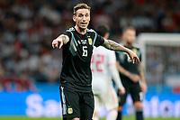 Argentina's Lucas Biglia during international friendly match. March 27,2018.(ALTERPHOTOS/Acero) /NortePhoto.com NORTEPHOTOMEXICO