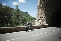 Julian Alaphilippe (FRA/Etixx-QuickStep)<br /> <br /> stage 13 (ITT): Bourg-Saint-Andeol - Le Caverne de Pont (37.5km)<br /> 103rd Tour de France 2016