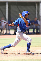 Marco Hernandez - Chicago Cubs - 2010 Instructional League.Photo by:  Bill Mitchell/Four Seam Images..