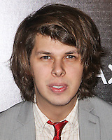 HOLLYWOOD, LOS ANGELES, CA, USA - NOVEMBER 18: Matthew Cardarople arrives at the Los Angeles Special Screening Of Magnolia Pictures' 'Life Partners' held at Arclight Hollywood on November 18, 2014 in Hollywood, Los Angeles, California, United States. (Photo by Rudy Torres/Celebrity Monitor)