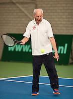 Hilversum, The Netherlands, March 12, 2016,  Tulip Tennis Center, NOVK, Terts Olff (NED)<br /> Photo: Tennisimages/Henk Koster