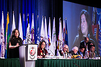 JUdy Raybould-Wilson<br /> <br /> , 2017<br /> <br /> PHOTO : Agence Quebec Presse