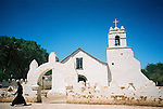 Iglesia de San Pedro de Atacama / Chile.<br /> <br /> Edición de 3 | Víctor Santamaría.