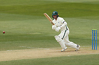 Jake Libby in batting action for Worcestershire during Essex CCC vs Worcestershire CCC, LV Insurance County Championship Group 1 Cricket at The Cloudfm County Ground on 10th April 2021