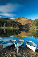 Glencorse Reservoir and Turnhouse Hill, The Pentland Hills Regional Park, Lothian