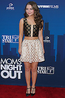 """HOLLYWOOD, LOS ANGELES, CA, USA - APRIL 29: Sammi Hanratty at the Los Angeles Premiere Of TriStar Pictures' """"Mom's Night Out"""" held at the TCL Chinese Theatre IMAX on April 29, 2014 in Hollywood, Los Angeles, California, United States. (Photo by Xavier Collin/Celebrity Monitor)"""