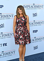 """LOS ANGELES, USA. September 02, 2021: Monica Lewinsky at the premiere for FX's """"Impeachment: American Crime Story"""" at the Pacific Design Centre.<br /> Picture: Paul Smith/Featureflash"""