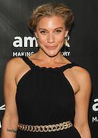 HOLLYWOOD, LOS ANGELES, CA, USA - OCTOBER 29: Katee Sackhoff arrives at the 2014 amfAR LA Inspiration Gala at Milk Studios on October 29, 2014 in Hollywood, Los Angeles, California, United States. (Photo by Celebrity Monitor)