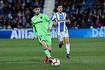 Levante UD's David Remeseiro 'Jason' during La Liga match between CD Leganes and Levante UD at Butarque Stadium in Leganes, Spain. March 04, 2019. (ALTERPHOTOS/A. Perez Meca)