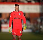Dejection from Dundee keeper Elliott Parish